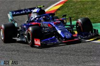 Pierre Gasly, Red Bull, Spa-Francorchamps, 2019