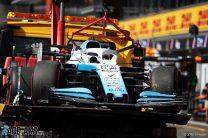 Robert Kubica, Williams, Spa-Francorchamps, 2019