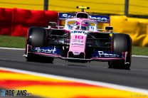 Lance Stroll, Racing Point, Spa-Francorchamps, 2019