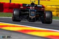 Kevin Magnussen, Haas, Spa-Francorchamps, 2019