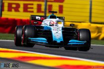 George Russell, Williams, Spa-Francorchamps, 2019
