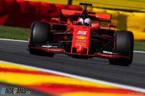Sebastian Vettel, Ferrari, Spa-Francorchamps, 2019