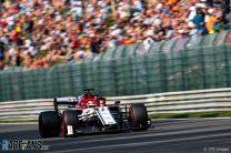 Kimi Raikkonen, Alfa Romeo, Spa-Francorchamps, 2019