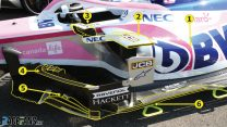Analysis: New sidepods are first step in Racing Point upgrade