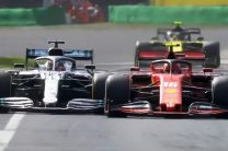 "Leclerc: ""I thought I left a car width"" for Hamilton"