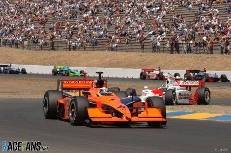 IndyCar, Sonoma, 2006