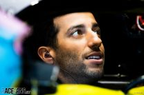 Ricciardo: I don't think any of us wanted to race after Hubert crash