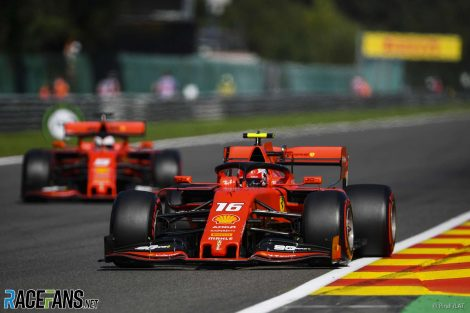 Safety the top priority as F1 and F2 head to Monza · RaceFans