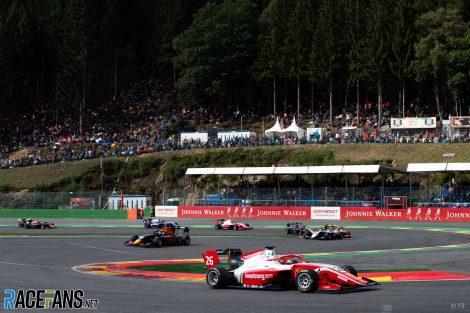 Marcus Armstrong, Prema, Formula Three, Spa-Francorchamps, 2019