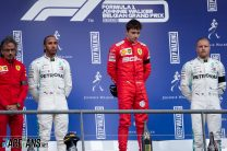 Leclerc says it will take him a few weeks to enjoy his first win