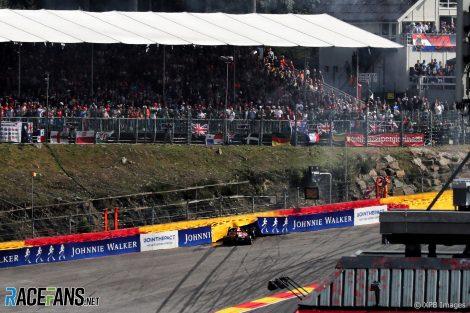 Max Verstappen, Red Bull, Spa-Francorchamps, 2019