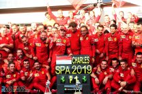 How did Ferrari go so long without a win in 2019?