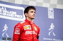 Leclerc is only the sixth new F1 race winner in last 10 years