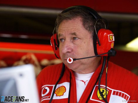 Jean Todt, Ferrari, 2005