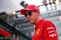 Sebastian Vettel, Ferrari, Monza, 2019