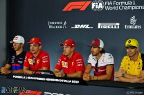 Drivers, Monza, 2019