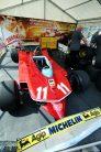 Jody Scheckter's 1979 Ferrari 312T4, Monza, 2019