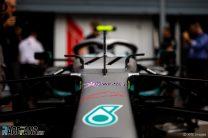 Mercedes, Monza, 2019