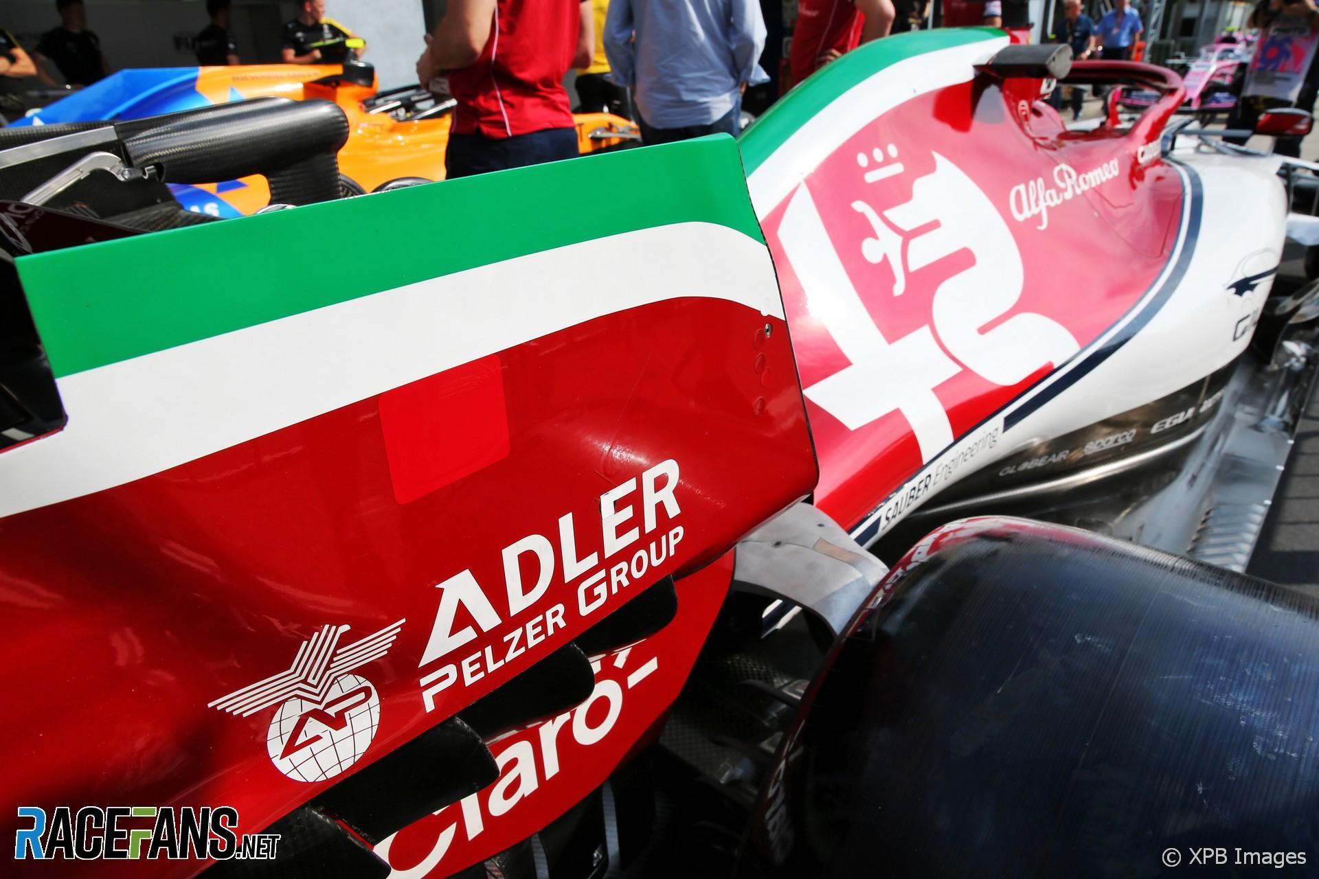 Alfa Romeo, Monza, 2019