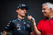Robert Kubica, Williams, Monza, 2019