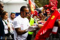 Lewis Hamilton, Mercedes, Monza, 2019