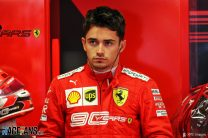 Leclerc accepts he 'over reacted' on radio and will 'shut up' in future