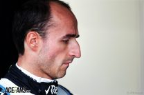 Kubica heading for Williams exit at end of season