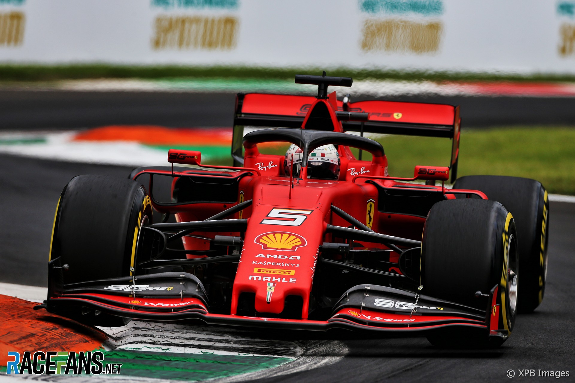 """Vettel three points from race ban after penalty for """"dangerous incident"""""""