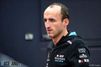 Kubica confirms he will leave Williams at end of season