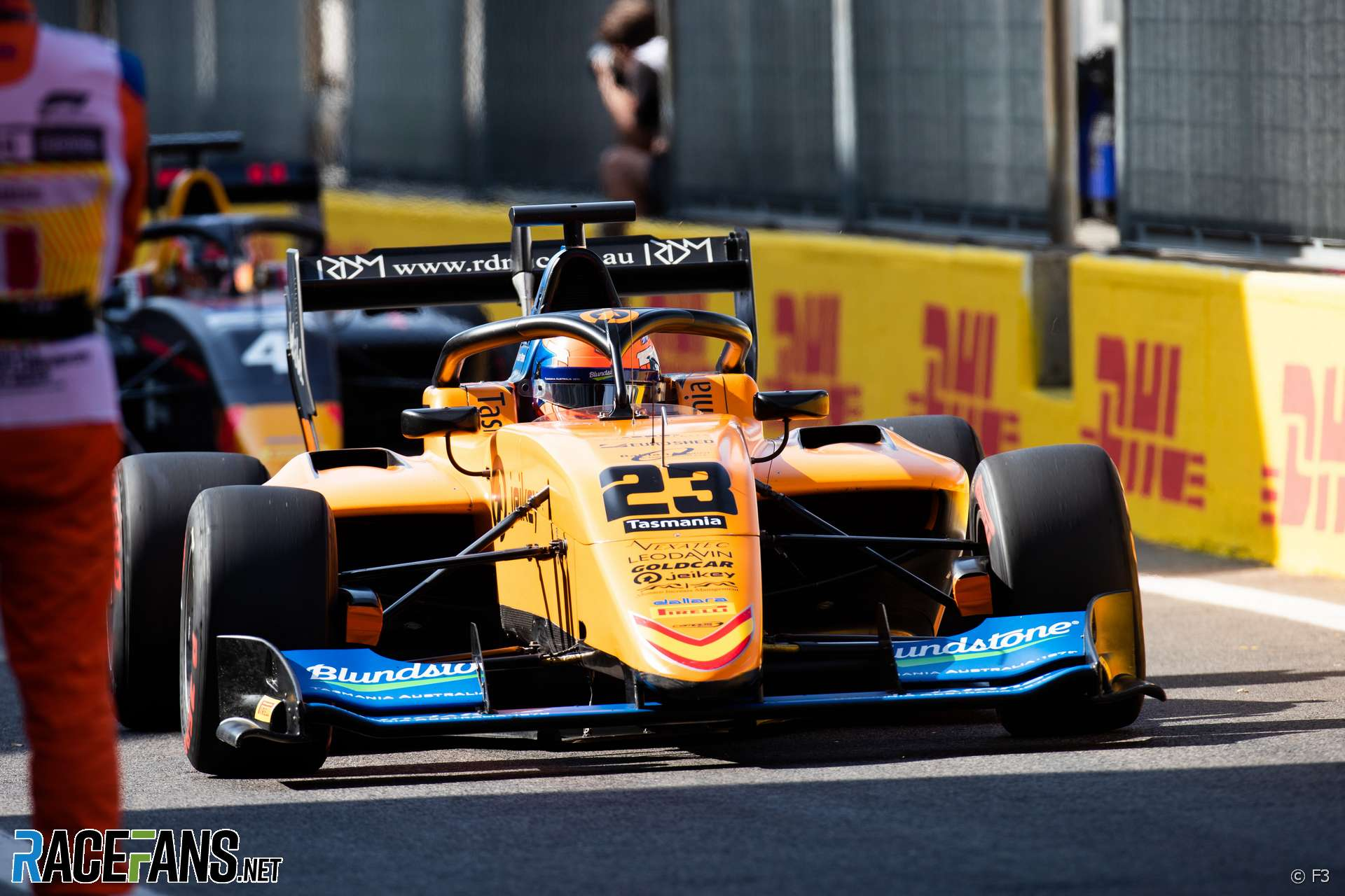 Alex Peroni, Campos, Formula 3, 2019