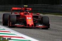 """""""What a mess"""": Leclerc on pole after farcical end to qualifying"""