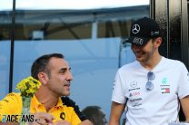 Ocon cannot replace Hamilton or Bottas at Mercedes in 2021