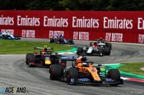 2021 F1 cars 'could be quite close' to current performance – Key