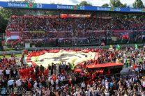 Paddock Diary: Italian Grand Prix day four