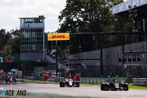 Kevin Magnussen, Haas, Monza, 2019