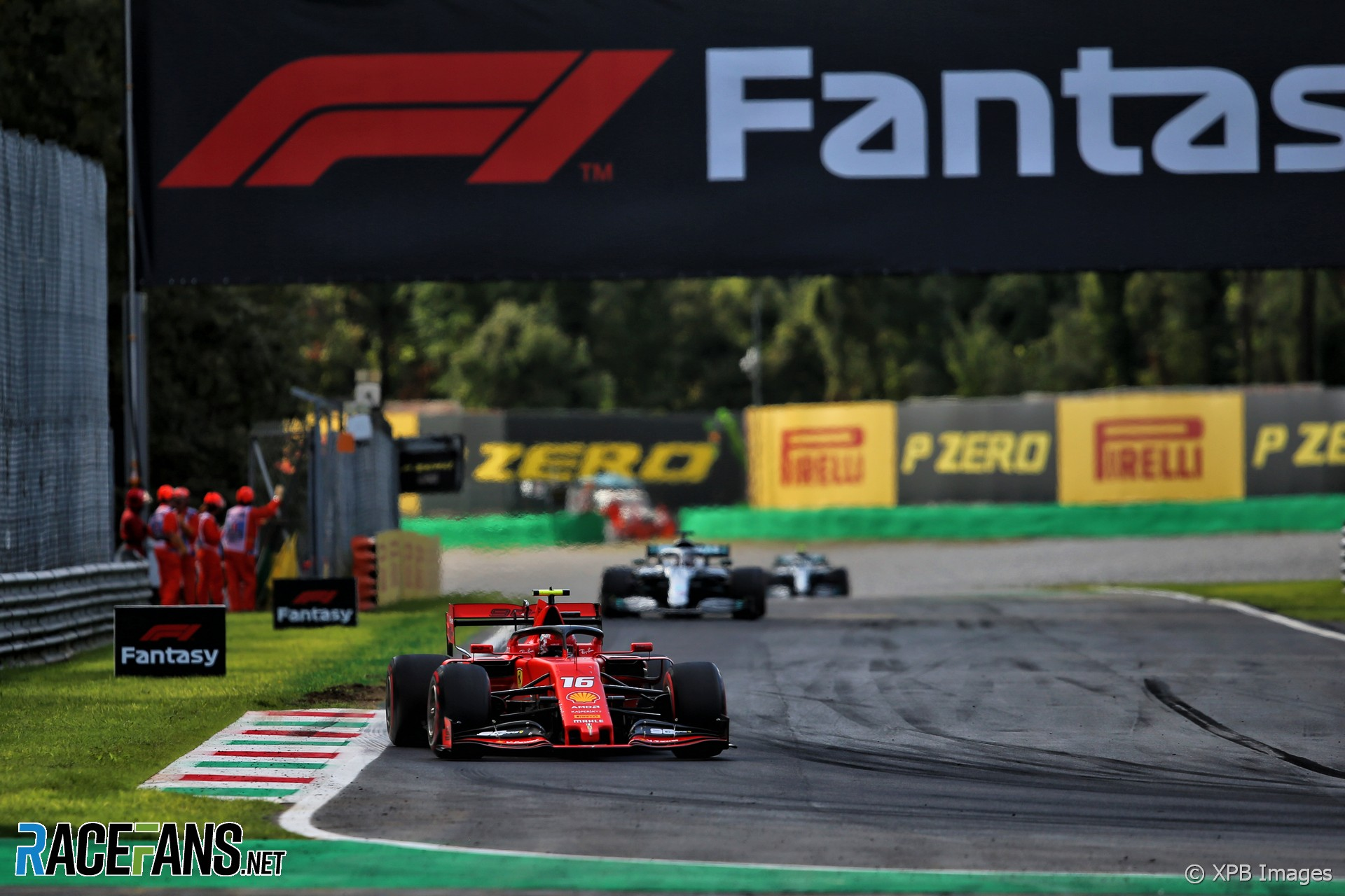 Leclerc black-and-white flag precedent will lead to more collisions – Wolff