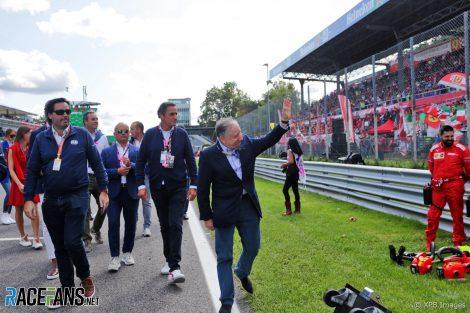 Jean Todt, Monza, 2019