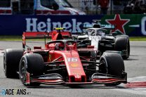 If it wasn't for the championship we'd have crashed – Hamilton