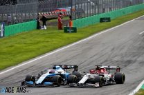 """Raikkonen: Singapore can't be any worse after """"s*** weekend"""" in Monza"""