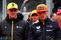 "Hulkenberg would take on ""killer"" Verstappen at Red Bull"