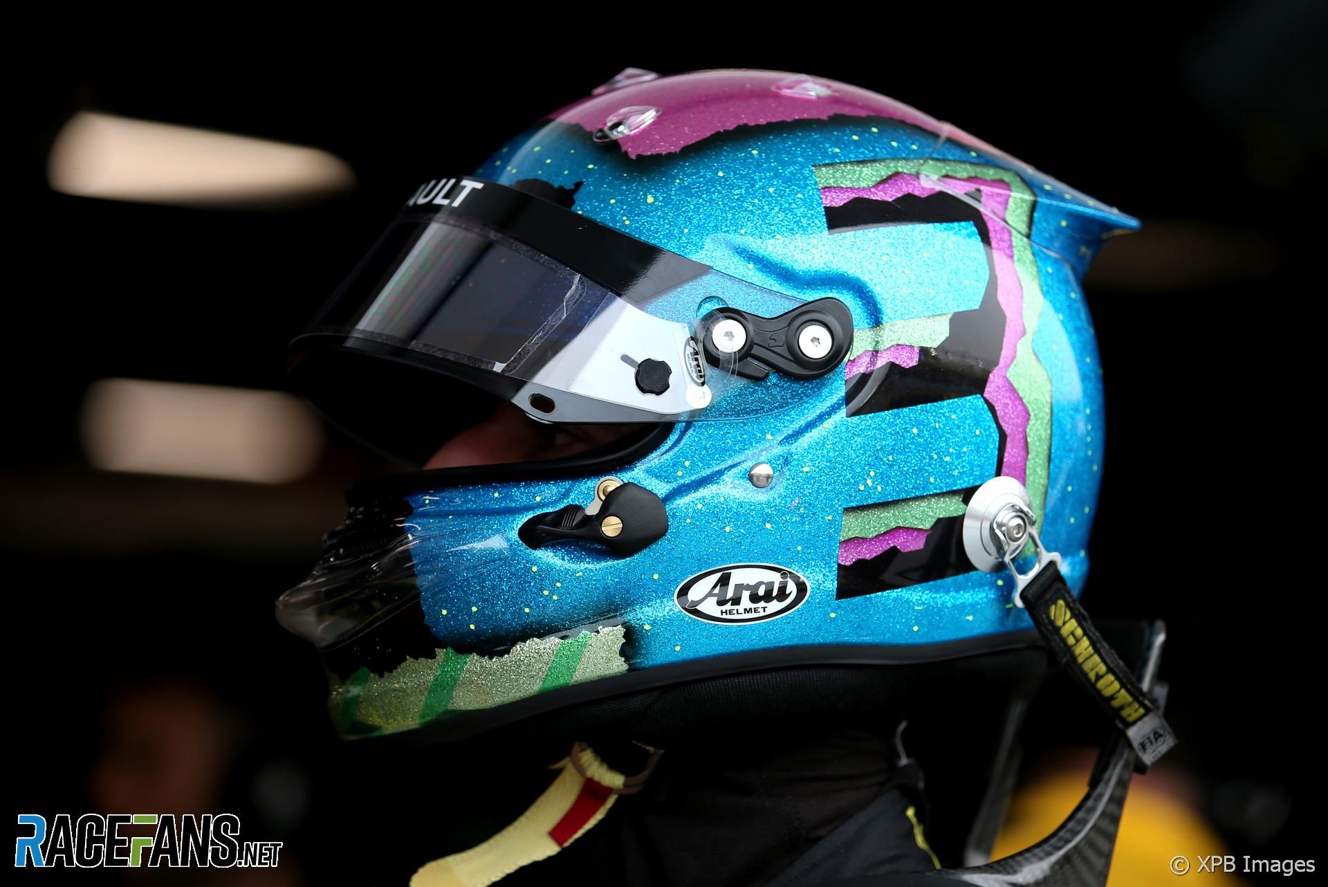 Daniel Ricciardo, Renault, Singapore, 2019