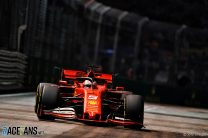 Ferrari spring Singapore shock as Mercedes and Red Bull lap slower