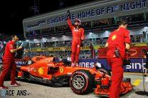 """Ferrari's shocked everyone"": Can Leclerc make it three-in-a-row?"