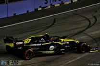 Nico Hulkenberg, Renault, Singapore, 2019