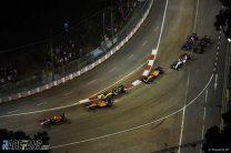 2019 Singapore Grand Prix in pictures