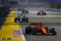 Hamilton doesn't understand why Leclerc didn't speed up sooner