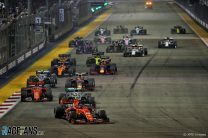 Vote for your 2019 Singapore Grand Prix Driver of the Weekend
