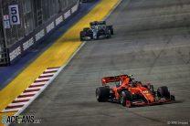 "Ferrari ""very hard to beat"" now, says Hamilton"
