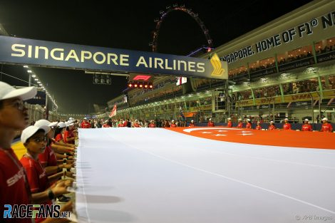 Singapore, 2019