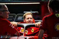Vettel understands Leclerc's disappointment on radio
